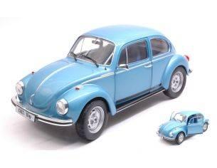 Solido SL1800508 VW BEETLE 1303 1972 METALLIC BLUE 1:18 Modellino