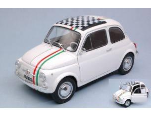 Solido SL1801403 FIAT 500 L ITALIA 1968 1:18 Modellino