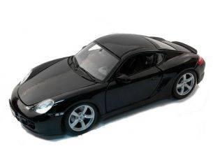 Maisto MI31122BK PORSCHE CAYMAN S 2005 BLACK 1:18 Modellino