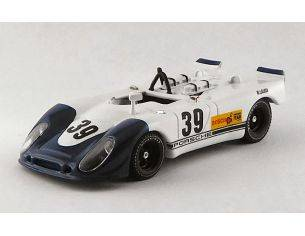 Best Model BT9703 PORSCHE 908/02 FLUNDER N.39 8th INTERSERIE NORISRING 1970 N.LAUDA 1:43 Modellino