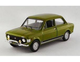 Rio RI4564 FIAT 128 RALLY 1971 GREEN 1:43 Modellino