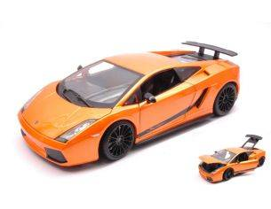 Maisto MI31149OR LAMBORGHINI GALLARDO SUPERLEGGERA ORANGE 1:18 Modellino