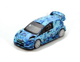 Spark Model S5157 FORD FIESTA WRC TEST CAR FOR 2017 1:43 Modellino