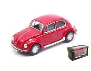 Cararama Motorama CA10550 VW BEETLE 1302S RED 1:43 Modellino