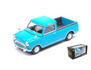Cararama Motorama CA15750 MINI PICK UP LIGHT BLUE 1:43 Modellino