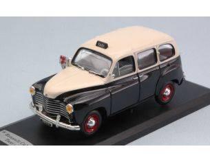 Solido SL431210 RENAULT COLORALE TAXI 1953 1:43 Modellino
