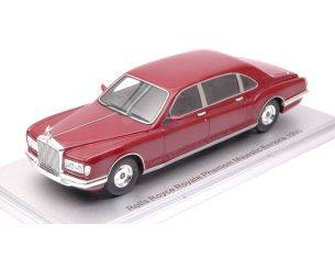Kess Model KS43049011 BERTONE ROYALE PHANTOM MAJESTIC 1990 BORDEAUX 1:43 Modellino