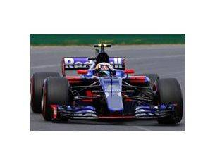 Spark Model S18308 TORO ROSSO STR12 C.SAINZ JR 2017 N.55 8th AUSTRALIAN GP 1:18 Modellino
