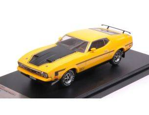 Protar PRXD397J FORD MUSTANG MACH 1 1971 YELLOW 1:43 Modellino