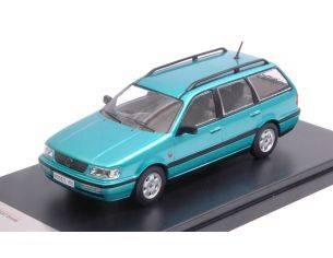 Protar PRXD521 VW PASSAT BREAK 1993 GREEN 1:43 Modellino