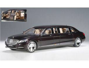 Auto Art / Gateway AA76299 MERCEDES-MAYBACH S600 PULLMAN 2016 DARK RED METALLIC 1:18 Modellino