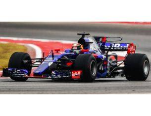 Spark Model S5052 TORO ROSSO B.HARTLEY 2017 N.39 23th USA GP 1:43 Modellino