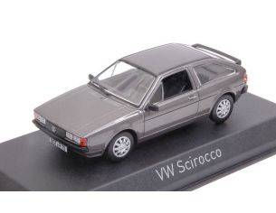 Norev NV840095 VW SCIROCCO GT 1981 ANTHRACITE GREY METALLIC 1:43 Modellino