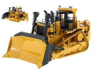 Diecast Master DM85532 CAT D10T2 TRACK-TYPE TRACTOR 1:50 Modellino