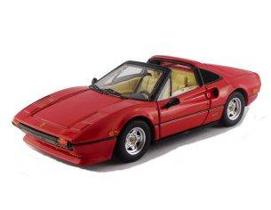 Best Model BT9706 FERRARI 308 GTS FIRST SERIE MAGNUM P.I. 1:43 Modellino