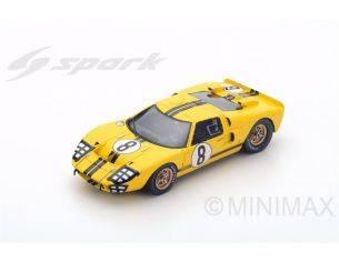 Spark Model S5184 FORD MK2 N.8 DNF LM 1966 F.GARDNER-J.WHITMORE 1:43 Modellino