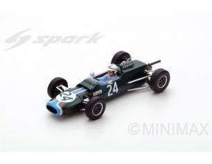 Spark Model S5410 MATRA MS5 J.SURTEES 1966 N.24 GRAND PRIX DE REIMS F2 1:43 Modellino