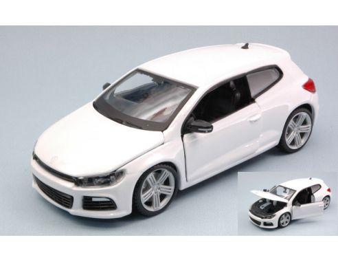 BBURAGO BU21060W VW SCIROCCO R 2014 WHITE 1:24 Modellino