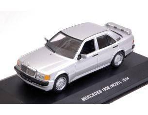 Solido SL4302700 MERCEDES 190E (W201) 1984 SILVER 1:43 Modellino
