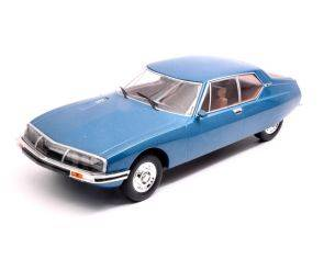 White Box WB124025 CITROEN SM 1970 METALLIC BLUE 1:24 Modellino