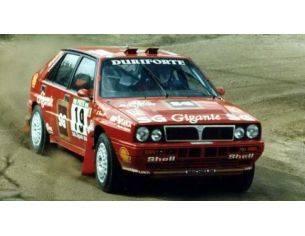 Trofeu TFRRAL63 LANCIA DELTA INTEGRALE 16v N.16 5th RALLY OF PORTUG.1990 BICA-PRATA 1:43 Modellino