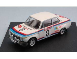 Trofeu TF1704 BMW 2002 TI N.8 WINNER AUSTRIAN ALPINE RALLY 1973 A.WARMBOLD-J.TODT 1:43 Modellino