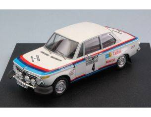 Trofeu TF1711 BMW 2002 N.4 7th R.A.C. RALLY 1973 B.WALDEGAARD-H.THORSZELIUS 1:43 Modellino