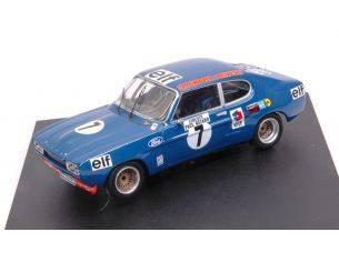 Trofeu TF2304 FORD CAPRI 2600 RS N.1 6H PAUL RICARD 1972 J.STEWART-F.CEVERT 1:43 Modellino