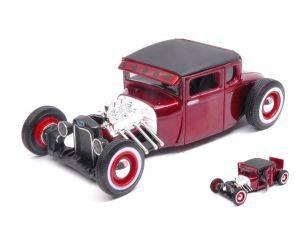 Maisto MI31354R FORD MODEL A 1929 RED METALLIC 1:24 Modellino