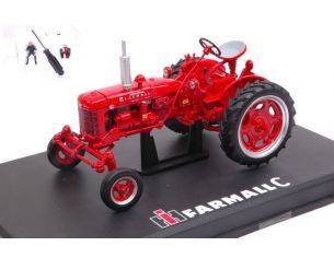 Replicagri REPLI175 FARMALL C WITH KIT ROW CROP 1:32 Modellino