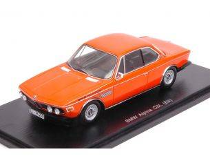 Spark Model S2811 ALPINA CSL (E9) ORANGE 1:43 Modellino