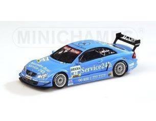 Minichamps PM400033242 MERCEDES CLK N.42 DTM 2003 1:43 Modellino