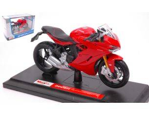 Maisto MI17040 DUCATI SUPERSPORT S 2017 RED 1:18 Modellino