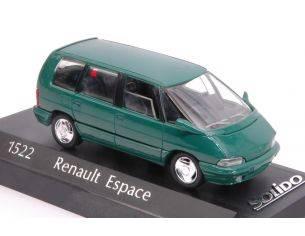 Solido SL1522 RENAULT ESPACE '91 1:43 Modellino