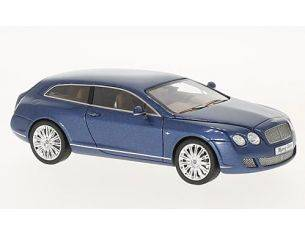 Neo Scale Models NEO44217 BENTLEY CONTINENTAL FLYING STAR TOURING 2010 1:43 Modellino