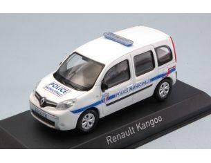 Norev NV511323 RENAULT KANGOO 2013 POLICE MUNICIPALE 1:43 Modellino
