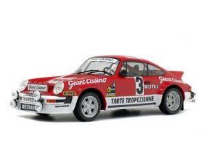Solido SL1800804 PORSCHE 911 SC GR4 N.3 WINNER RALLY D'ARMOR 1979 B.BEGUIN-J-J.LENNE 1:18 Modellino