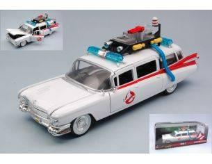 Jada 99731 CADILLAC GHOSTBUSTERS 1959 ECTO-1 1:24 Modellino