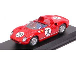 Art Model AM0119-2 FERRARI 250 P N.30 WINNER 12 H SEBRING 1963 J.SURTEES-L.SCARFIOTTI 1:43 Modellino