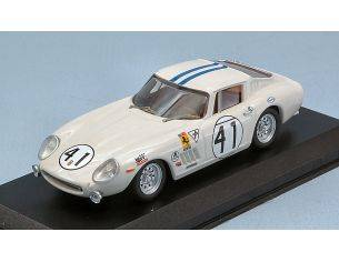 Best Model BT9710 FERRARI 275 GTB/4 N.41 23th (WINNER GT5 CLASS) S.POSEY-R.RODRIGUEZ 1:43 Modellino