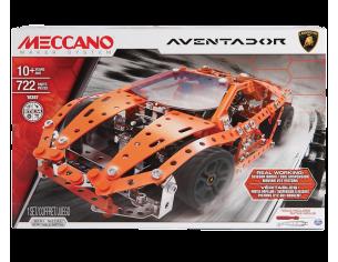 Meccano MEC6032898 LAMBORGHINI AVENTADOR PZ.722 Modellino