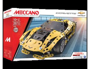 Meccano MEC6036477 CHEVROLET CORVETTE PZ.267 Modellino