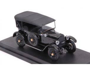 Rio RI4569 FIAT 501 LA SAETTA DEL RE 1919 BLACK 1:43 Modellino
