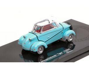 Vitesse VE29053 MESSERSCHMITT TIGER TG500 1958 ACQUAMARINE 1:43 Modellino