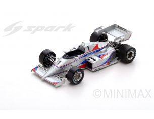 Spark Model S1871 ZAKSPEED 841 PRESENTATION 1984 1:43 Modellino
