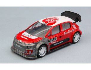 Norev NV155365 CITROEN C3 WRC 2017 OFFICIAL PRESENTATION VERSION 1:43 Modellino
