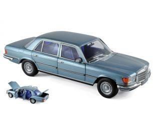 Norev NV183457 MERCEDES 450 SEL 6.9 1976 BLUEGREY METALLIC 1:18 Modellino