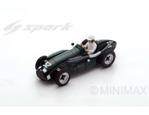 Spark Model S4808 CONNAUGHT A STIRLING MOSS 1952 N.32 RETIRED ITALY GP 1:43 Modellino