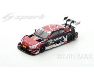 Spark Model SG344 AUDI RS5 N.51 12th DTM 2017 N.MULLER 1:43 Modellino