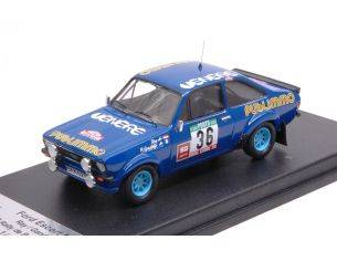 Trofeu TFRRAL62 FORD ESCORT MK2 PUBLIMMO N.36 9th RALLY PORTUGAL 1980 RAY-GANDOLFO 1:43 Modellino